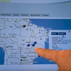 monitoramento mudanca brasilia